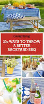 Picnic Decorations 31 Best Backyard Bbq Party Ideas Summer Party Tips