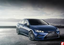 lexus es next generation future cars 2019 lexus es kicks gs sibling to the curb