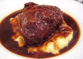cuisiner une joue de boeuf la joue de bœuf en daube de mamé isabelle ne mets pas tes