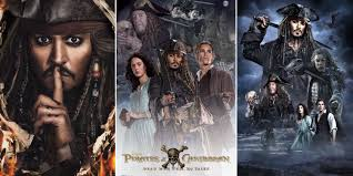 pirates of the caribbean 5 posters show old u0026 new heroes