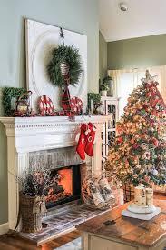Christmas Decor Small Living Room