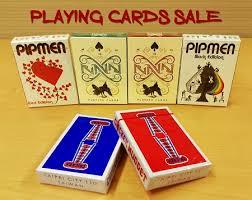 cards on sale pipmen