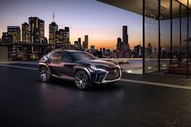 lexus france youtube lexus ux small crossover utility concept unveiled in paris