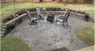 patio u0026 pergola backyard patio pavers miraculous backyard patio