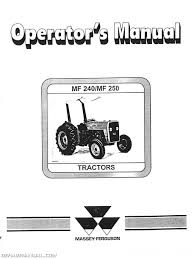 wiring diagram for massey ferguson 230 u2013 the wiring diagram