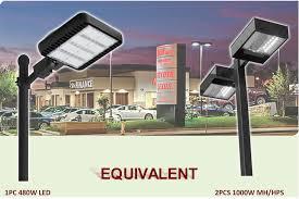 parking lot lighting manufacturers ul 400w led parking lot lighting for area lighting replace 1000w mh