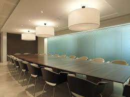 office workspace stunning yet cool conference room designs blue