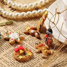 Gingerbread Christmas Decorations Wholesale by Compare Prices On Polymer Clay Christmas Online Shopping Buy Low