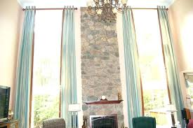 Floor To Ceiling Curtains High Ceiling Curtains Electricnest Info