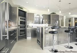 Thermofoil Cabinets Grey Thermofoil Kitchen Cabinets U2013 Quicua Com