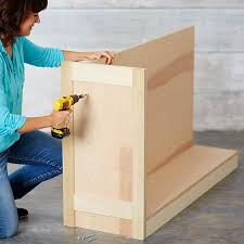 how to build base cabinets out of plywood how to build a diy kitchen island lowe s