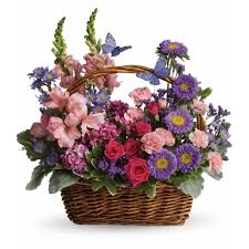 blooms flowers country basket blooms by teleflora t48 3a in bensalem pa flower