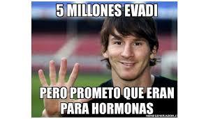Memes De Messi - lionel messi estos fueron los memes sobre su sentencia de 21