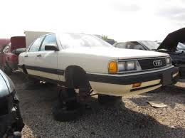 1980 audi 5000 for sale junkyard find 1984 audi 5000 s with voodoo incantantion to ward