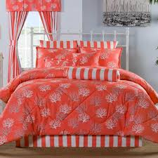 Navy Coral And White Bedroom Bedroom Great Coral Bedding In Fantastic Turquoise Color And