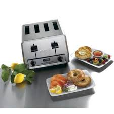 Waring 4 Slice Toaster Review Commercial Pop Up Toasters Restaurant Supply