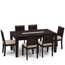 Six Seater Dining Table And Chairs All 6 Seater Dining Table Sets Check 159 Amazing Designs Buy