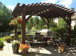 peaceful places 20 serene outdoor living spaces western timber