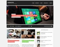wordpress templates for websites 21 best free responsive magazine wordpress themes 2018