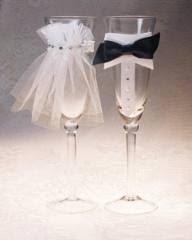 decorazioni bicchieri decorazioni nuziali con bicchieri da chagne notizie it