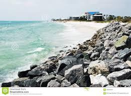 Cape San Blas Florida Map by Florida Beach At Cape San Blas In Port St Joe Stock Photo Image