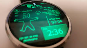 pipboy android finally got my pipboy moto360