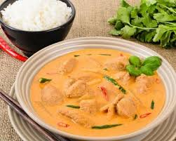 cuisine thaï pour débutants recette curry au poulet