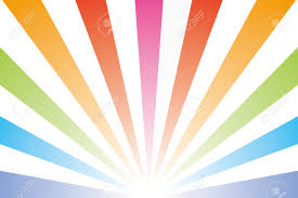 background wallpaper rainbow rainbow color radial seven colors