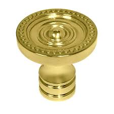 how to clean brass cabinet knobs baldwin beaded cabinet knob polished brass