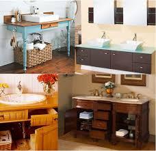 convert an old dresser into a fabulous bathroom vanity homejelly