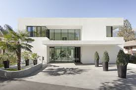 residential architectural design house m monovolume architecture design archdaily