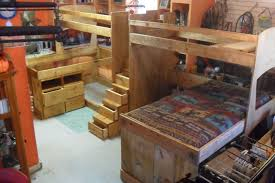 handmade bunk beds loft beds triple bunk beds twin full and