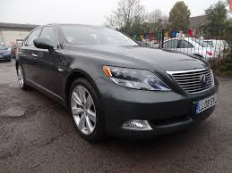 used 2013 lexus ls 600h used 2008 lexus ls 600h 5 0 l cvt 4dr for sale in berkshire