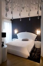 chambre à coucher blanc et noir blanc noir de chambre à coucher image stock image du disposition