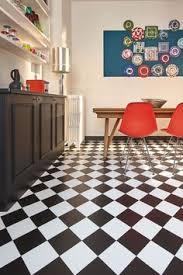 sol pvc pour cuisine dalle de sol pvc auto adhésive décor imprimé vintage