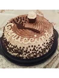 cappuccino delicious delicious cappuccino cake for birthday anniversary