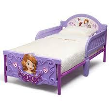 chambre princesse sofia delta children princesse sofia lit enfant en plastique 3d achat
