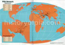 Bangkok Location In World Map by Wrong Location Of Cities On Pakistan Map In Pia In Flight Magazine