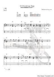 o christmas tree 丁霜语 一起ukulele尤克里里