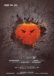 halloween poster flyer psd by dusskdeejay on deviantart
