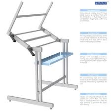 Standard Drafting Table Size Drawing Stand Drafting Table Elephant Size Dst E Manufacturer