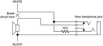 sony icf 2010 headphone jack wiring diagram