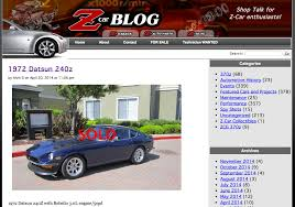 nissan skyline for sale bc z car blog post topic from sf to bc 240z finds a new home