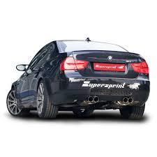 Bmw M3 Sport - performance sport exhaust for m3 e90 saloon bmw e90 sedan m3 4 0