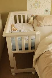 Baby Crib Next To Bed 40 Toddler Bed Attachment Babybay Maxi Bedside Cot Baby