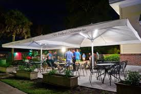 Patio Umbrella Led Lights by Big Ben With Lighting Caravita Patio Umbrellas