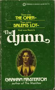 djinn quote too much horror fiction the djinn by graham masterton 1977