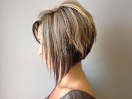 back of head bob stacked bob haircut pictures back head glamor haircuts