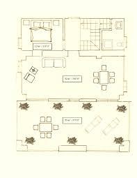 Borgata Floor Plan Dream Casa Carpe Diem A Villa Barca