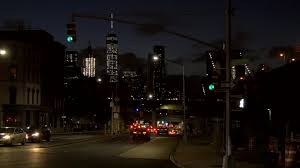 nyc traffic time lapse night free stock video footage download clips